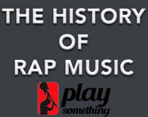 history rap music